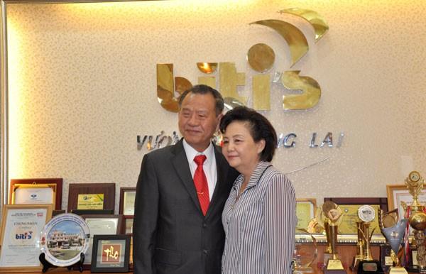 Điểm danh 10 tập đoàn gia đình hùng mạnh nhất Việt Nam (P.2) ảnh 4