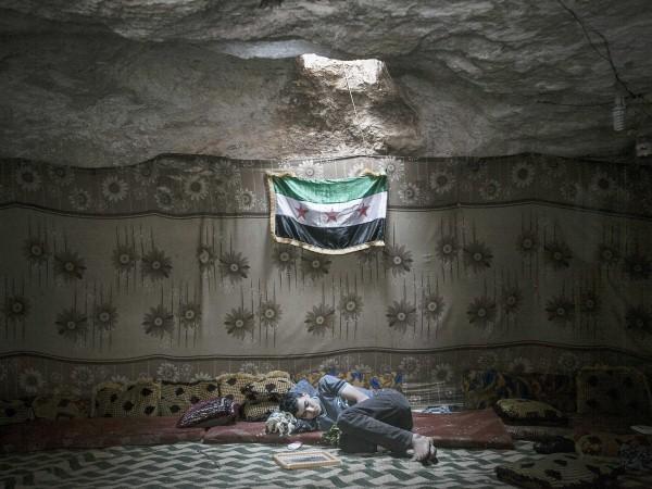 Cuộc sống địa ngục của trẻ em Syria ảnh 3