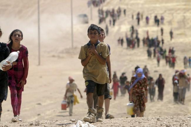 Cuộc sống địa ngục của trẻ em Syria ảnh 4