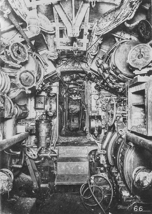 """""""Mổ bụng"""" tàu ngầm U-Boat nổi tiếng của Đức ảnh 10"""