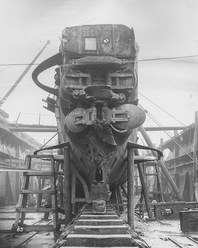 """""""Mổ bụng"""" tàu ngầm U-Boat nổi tiếng của Đức ảnh 13"""