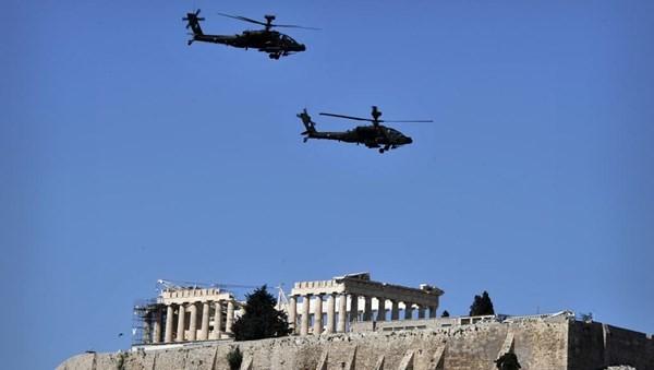 Hy Lạp nợ ngập đầu nhưng vẫn chi tiền khủng cho quân sự ảnh 3