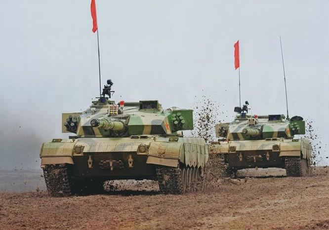 Xe tăng Trung Quốc bị trực thăng diệt sạch trong diễn tập ảnh 1