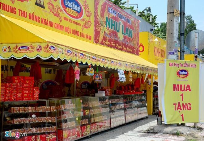 Ma trận bánh trung thu mua 1 tặng 2, 3 ở Sài Gòn ảnh 9