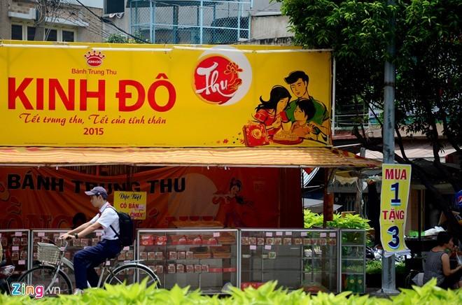 Ma trận bánh trung thu mua 1 tặng 2, 3 ở Sài Gòn ảnh 5