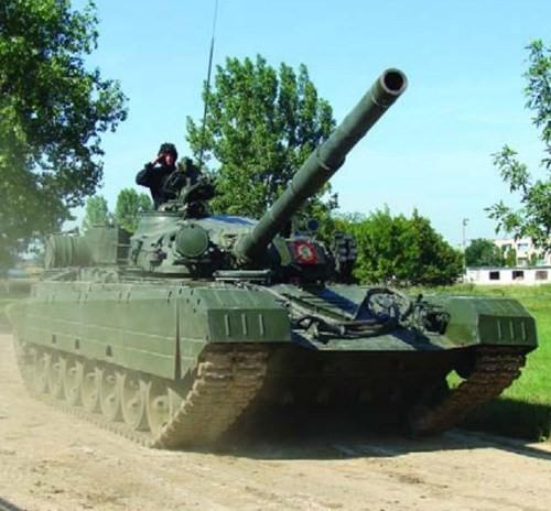"""Trung Quốc """"nhái"""" tăng T-72 cải tiến thành tăng Type 99 """"hiện đại nhất thế giới""""? ảnh 1"""