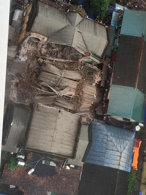 Sập nhà cổ tại 107 Trần Hưng Đạo, 2 phụ nữ tử vong ảnh 5