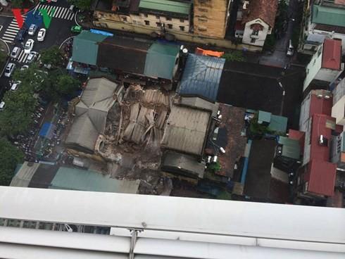 Sập nhà cổ tại 107 Trần Hưng Đạo, 2 phụ nữ tử vong ảnh 7