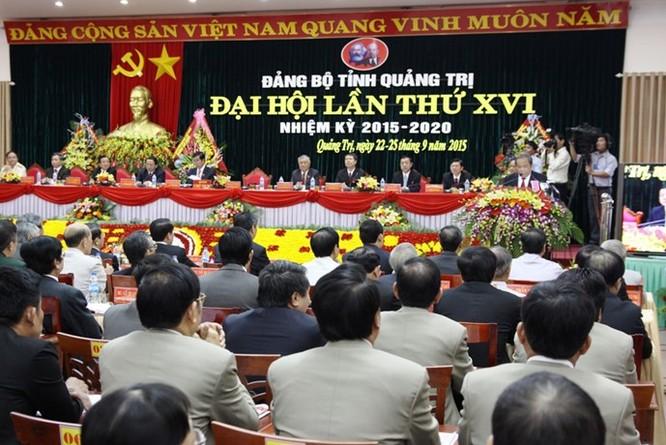Thủ tướng Nguyễn Tấn Dũng dự Đại hội Đảng bộ Quảng Trị ảnh 1