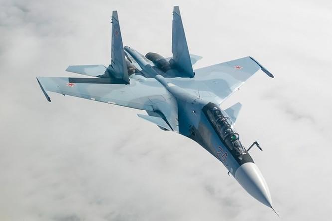 Mạng Nga công khai thông tin số tiêm kích Su-30SM tại Syria ảnh 3