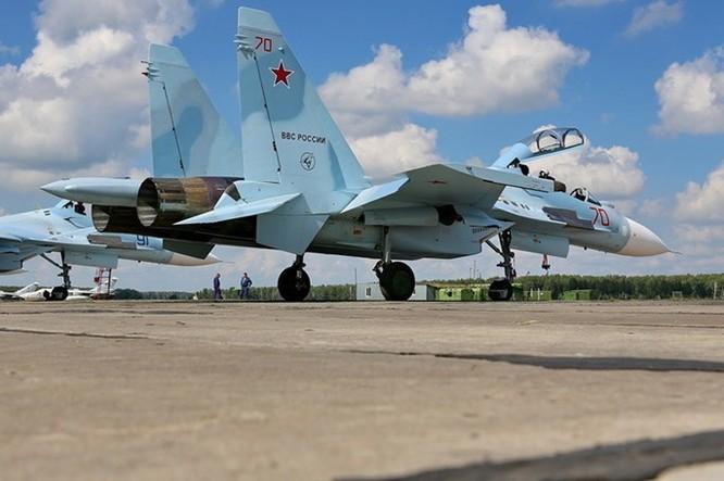 Mạng Nga công khai thông tin số tiêm kích Su-30SM tại Syria ảnh 4