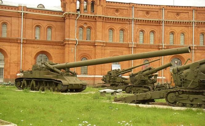 Cuộc chạy đua đại bác hạt nhân Liên Xô - Mỹ ảnh 2