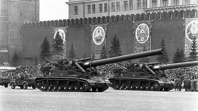 Cuộc chạy đua đại bác hạt nhân Liên Xô - Mỹ ảnh 1