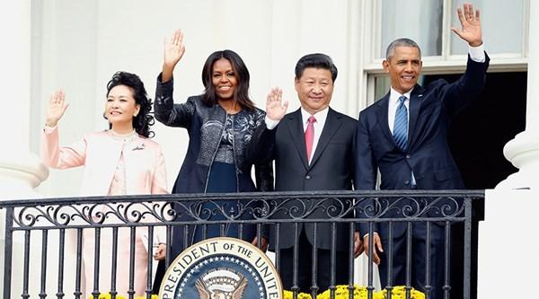 Ông Tập Cận Bình chối phăng chuyện Trung Quốc quân sự hóa biển Đông ảnh 2