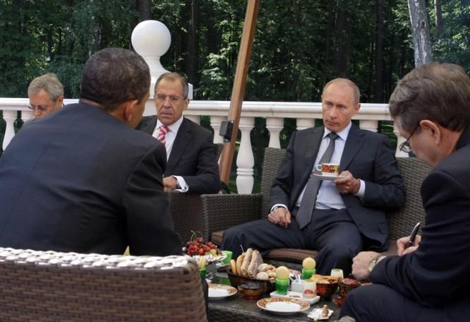 Vì sao cuộc gặp giữa Obama và Putin là bước đột phá? ảnh 1