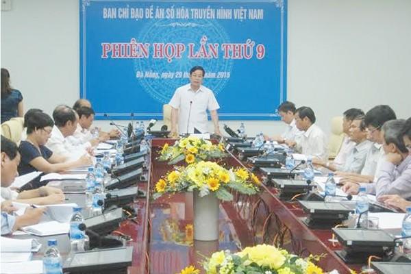 Bộ trưởng Nguyễn Bắc Son: Đà Nẵng được lùi thời hạn tắt sóng truyền hình analog ảnh 1