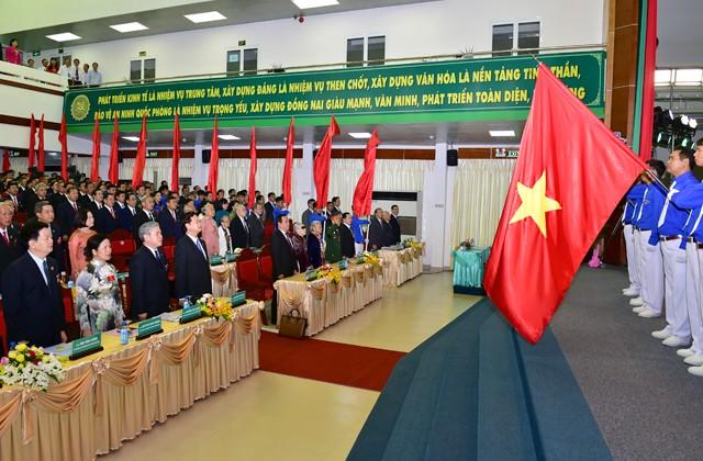 Thủ tướng Nguyễn Tấn Dũng dự Đại hội Đảng bộ tỉnh Đồng Nai ảnh 2