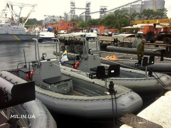 Ngân sách 5,7 tỉ USD, Ukraine mua được tàu chiến gì từ Mỹ? ảnh 5