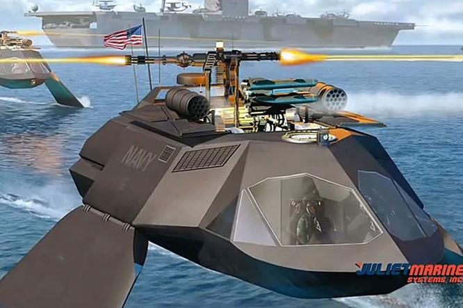 Ngân sách 5,7 tỉ USD, Ukraine mua được tàu chiến gì từ Mỹ? ảnh 7