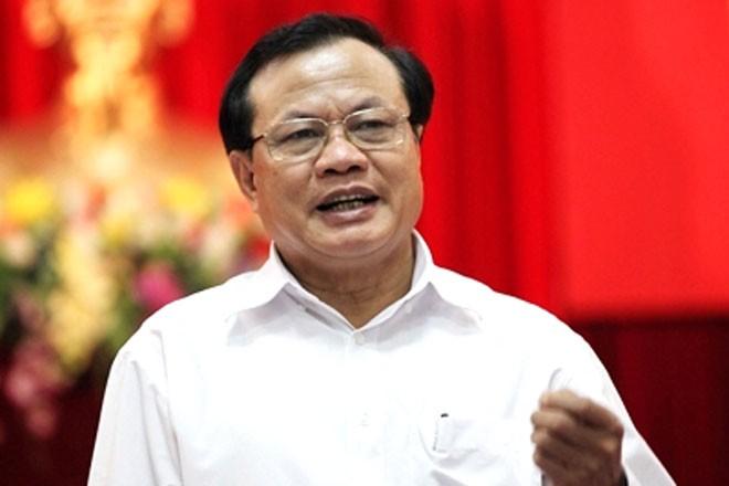 Bí thư Thành ủy HN Phạm Quang Nghị