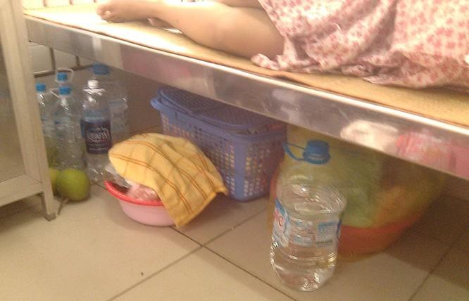 BV Phụ sản Hà Nội dừng nhiều ca mổ đẻ vì thiếu nước ảnh 1