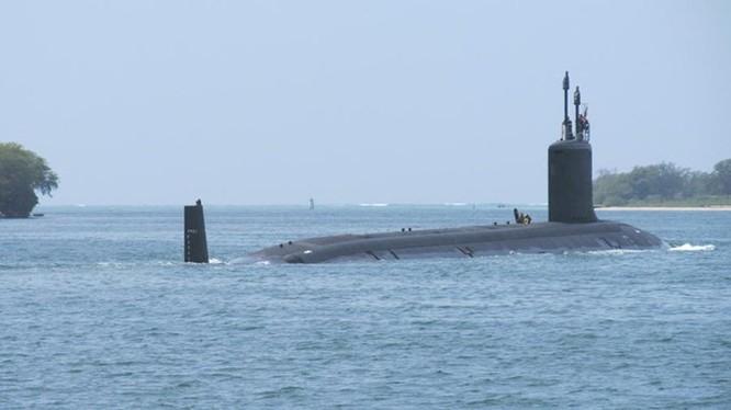 """""""Nếu tàu ngầm này tấn công một tàu hàng, chúng tôi có trách nhiệm phản ứng"""" ảnh 2"""