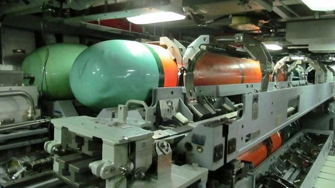 """""""Nếu tàu ngầm này tấn công một tàu hàng, chúng tôi có trách nhiệm phản ứng"""" ảnh 1"""