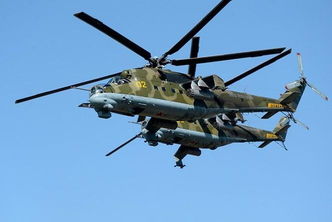 Hơn 50 máy bay Nga tham gia oanh kích IS ở Syria ảnh 3