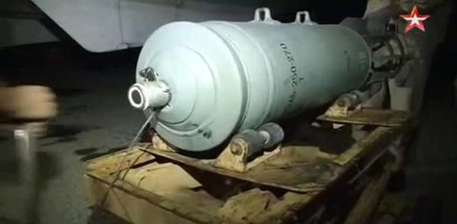 Su-34 Nga lần đầu tiên tham chiến, nhưng không ném được bom ở Syria ảnh 1