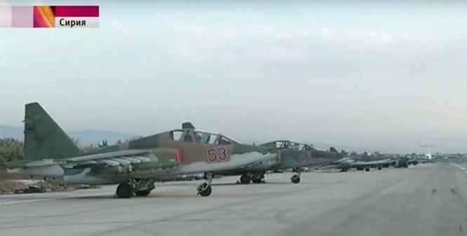 Su-34 Nga lần đầu tiên tham chiến, nhưng không ném được bom ở Syria ảnh 2