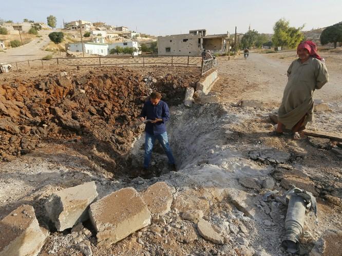 Mỹ cân nhắc cung cấp tên lửa cho phe nổi dậy Syria ảnh 1