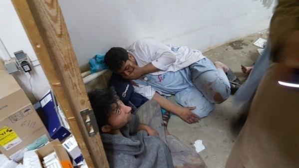 Mỹ: không kích Taliban, nhầm vào bệnh viện, ba bác sĩ thiệt mạng ảnh 1