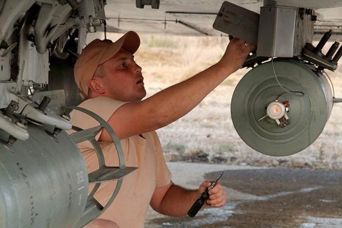 Cuộc sống quân nhân Nga ở căn cứ không quân tại Syria ảnh 10