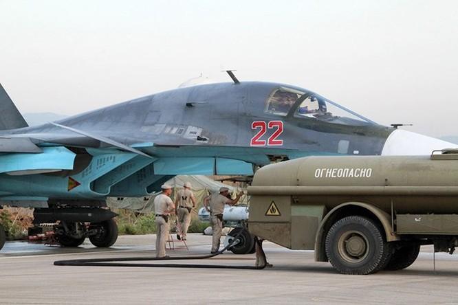 Cuộc sống quân nhân Nga ở căn cứ không quân tại Syria ảnh 8