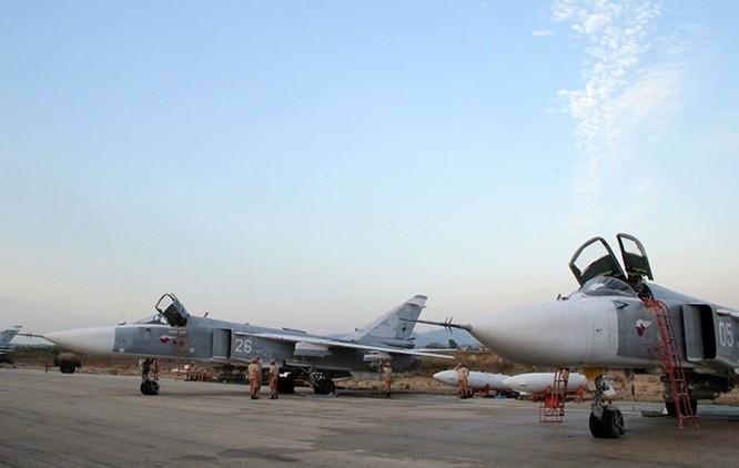Cuộc sống quân nhân Nga ở căn cứ không quân tại Syria ảnh 9