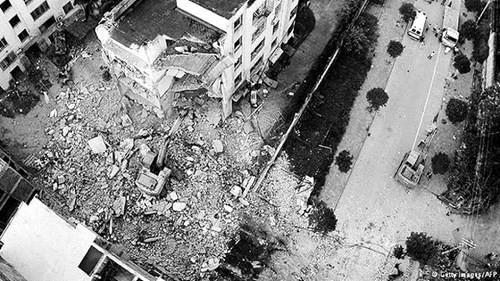 Giải mã âm mưu cựu chủ mỏ than đánh bom liên hoàn ở Trung Quốc ảnh 1