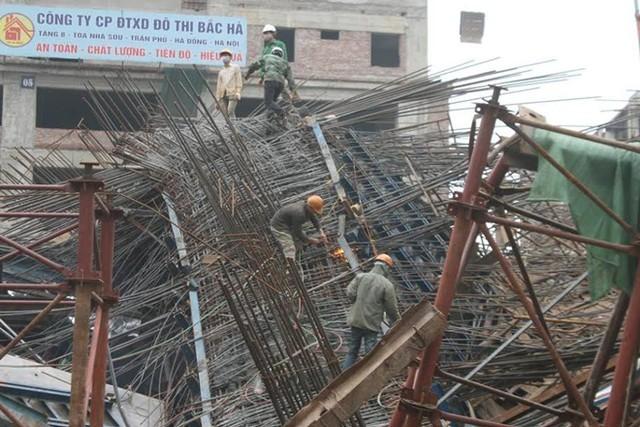 Dự án đường sắt Cát Linh - Hà Đông: Lương công nhân thấp hơn lương tối thiểu vùng ảnh 1