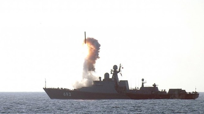 26 tên lửa Klub Nga phóng vào Syria trị giá gần 170 triệu USD ảnh 4