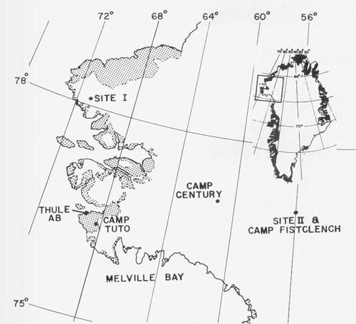 Ảnh căn cứ bí mật dưới lòng đất của Mỹ gần Bắc Cực ảnh 8