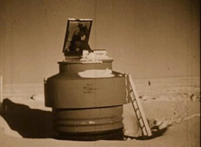 Ảnh căn cứ bí mật dưới lòng đất của Mỹ gần Bắc Cực ảnh 5