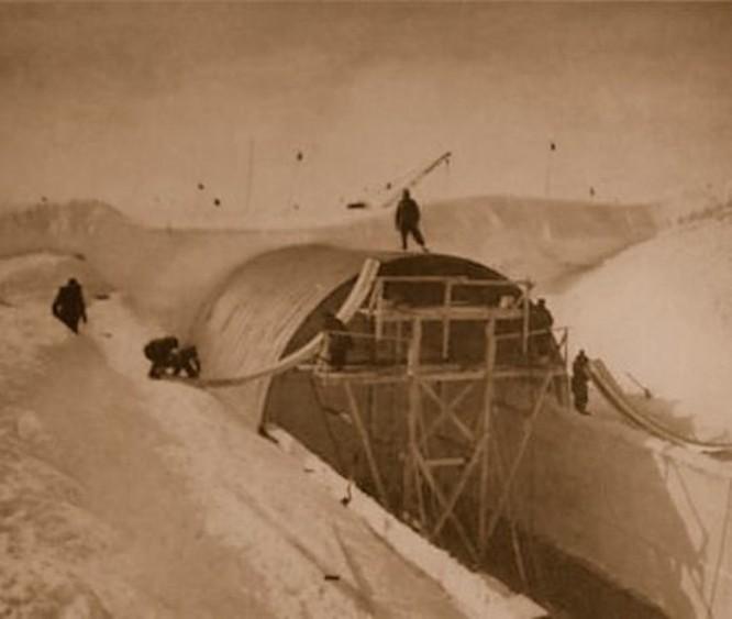 Ảnh căn cứ bí mật dưới lòng đất của Mỹ gần Bắc Cực ảnh 3