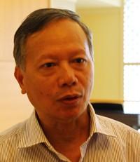Ông Phùng Quang Huy cho rằng, các bên nên tôn trọng quyết định của Hội đồng tiền lương quốc gia. Ảnh: Phương Hòa.