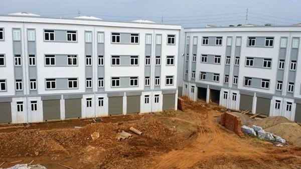 Hà Nội: Chiếm đất công trình phụ trợ để chia lô xây cả trăm căn nhà ảnh 2