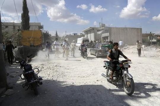 Quan hệ Nga - Ả Rập Saudi ở Syria: Đánh trước, đàm sau ảnh 3