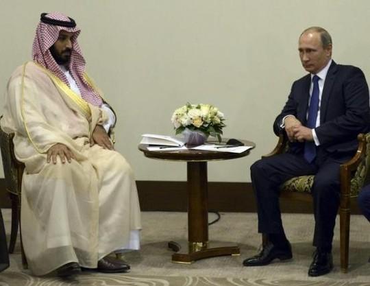 Quan hệ Nga - Ả Rập Saudi ở Syria: Đánh trước, đàm sau ảnh 1