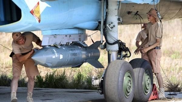 """Nga """"học"""" Mỹ ở Trung Đông: chiến tranh hạn chế, chiến quả tối đa ảnh 1"""