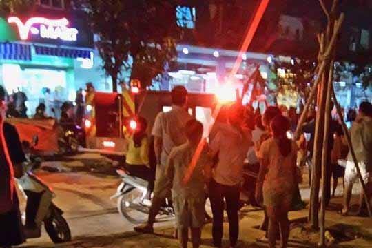 Hà Nội: Dân chung cư Linh Đàm lại náo loạn vì cháy ảnh 10
