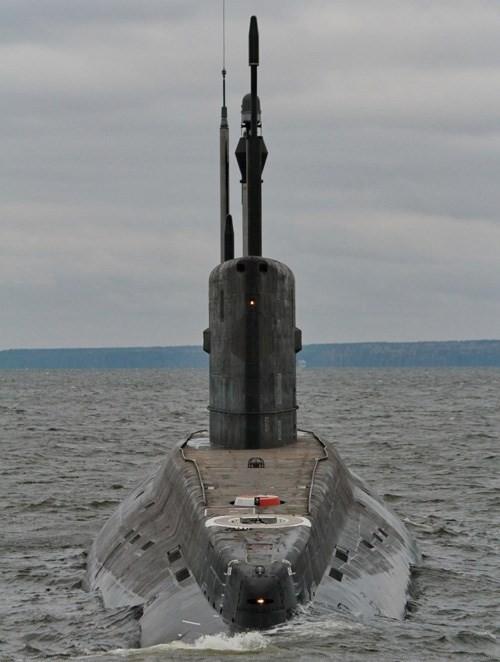 """Clip tàu ngầm Kilo phóng tên lửa """"sát thủ"""" Klub ảnh 1"""