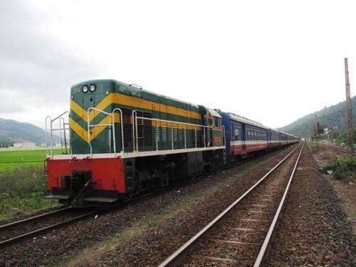 Hàng trăm triệu USD phục vụ cải tạo tốc độ chạy tàu trên tuyến Bắc - Nam ảnh 1