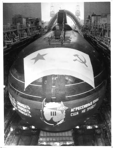Quá trình đóng tàu ngầm lớn nhất thế giới ảnh 6